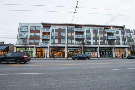 R2538947 - 202 2858 W 4TH AVENUE, Kitsilano, Vancouver, BC - Apartment Unit