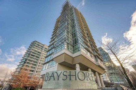 R2538954 - 903 1790 BAYSHORE DRIVE, Coal Harbour, Vancouver, BC - Apartment Unit