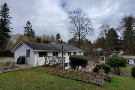 R2539209 - 18942 88 AVENUE, Port Kells, Surrey, BC - House with Acreage