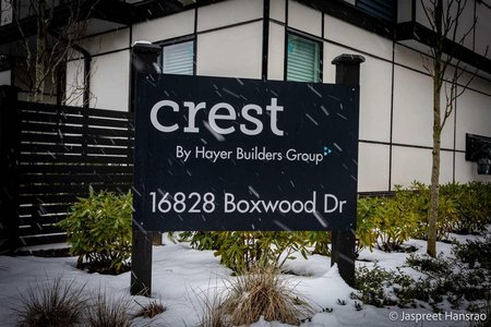 R2539623 - 1 16828 BOXWOOD DRIVE, Fleetwood Tynehead, Surrey, BC - Townhouse