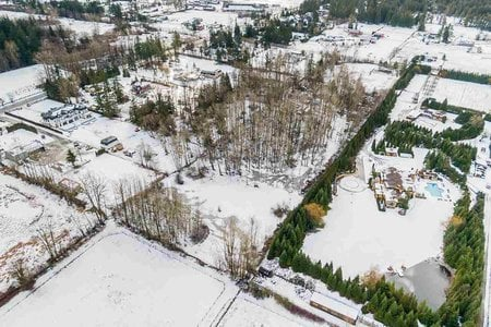 R2539761 - 19891 8 AVENUE, Campbell Valley, Langley, BC - House with Acreage
