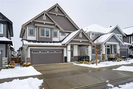R2539817 - 20425 83A AVENUE, Willoughby Heights, Langley, BC - House/Single Family