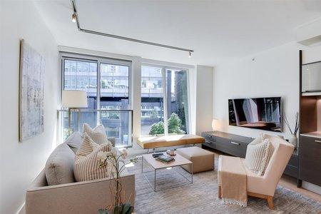 R2540045 - 301 1477 W PENDER STREET, Coal Harbour, Vancouver, BC - Apartment Unit