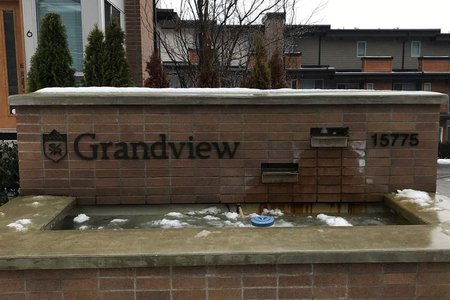R2540117 - 27 15775 MOUNTAIN VIEW DRIVE, Grandview Surrey, Surrey, BC - Townhouse