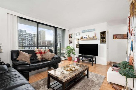 R2540277 - 901 1330 HARWOOD STREET, West End VW, Vancouver, BC - Apartment Unit