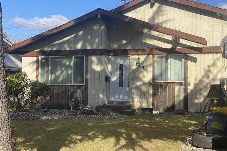 R2540344 - 4444 203 STREET, Langley City, Langley, BC - House/Single Family