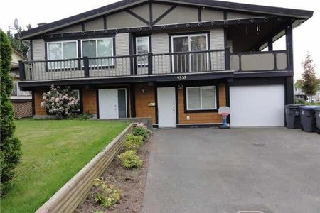 R2541597 - 9335 MONKLAND PLACE, Bear Creek Green Timbers, Surrey, BC - House/Single Family
