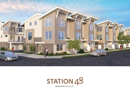 R2541657 - 8 22334 48 AVENUE, Murrayville, Langley, BC - Townhouse