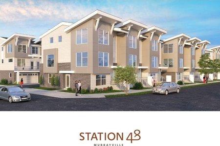 R2541671 - 10 22334 48 AVENUE, Murrayville, Langley, BC - Townhouse