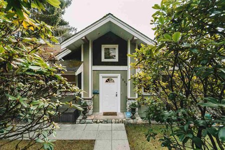 R2541721 - 1842 CLIFFWOOD ROAD, Deep Cove, North Vancouver, BC - House/Single Family