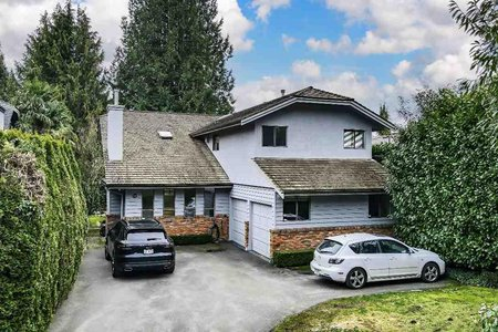 R2541834 - 4428 MARINE DRIVE, Cypress, West Vancouver, BC - House/Single Family