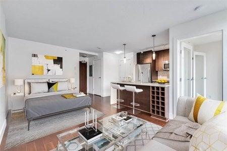 R2541973 - 1404 888 HOMER STREET, Downtown VW, Vancouver, BC - Apartment Unit