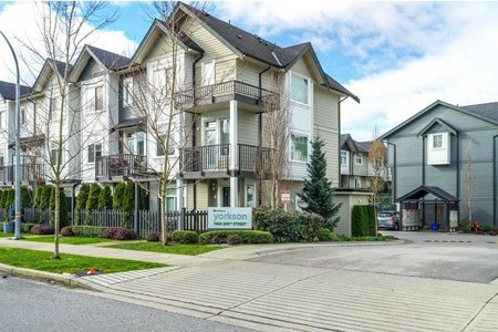 R2542019 - #58 7665 209 STREET, Willoughby Heights, Langley, BC - Townhouse