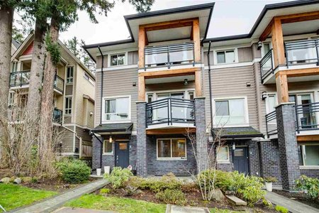 R2542165 - 1 1424 EVERALL STREET, White Rock, White Rock, BC - Townhouse