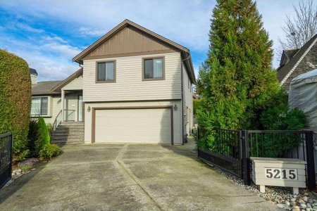 R2542386 - 5215 BENTLEY PLACE, Hawthorne, Delta, BC - House/Single Family