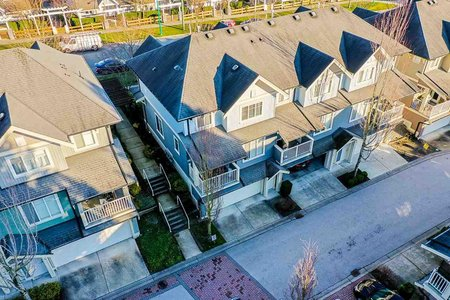 R2542717 - 9 6575 192 STREET, Clayton, Surrey, BC - Townhouse
