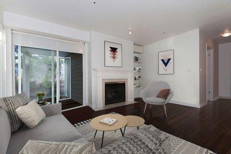 R2542826 - 101 725 W 7TH AVENUE, Fairview VW, Vancouver, BC - Apartment Unit