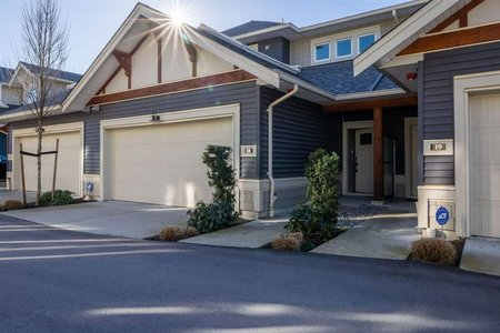 R2542892 - 18 20498 82 AVENUE, Willoughby Heights, Langley, BC - Townhouse