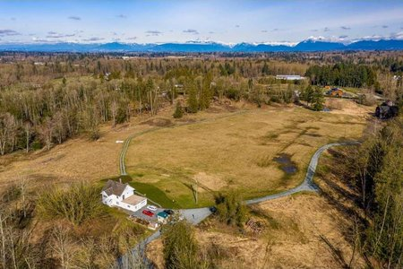 R2543324 - 23186 8 AVENUE, Campbell Valley, Langley, BC - House with Acreage