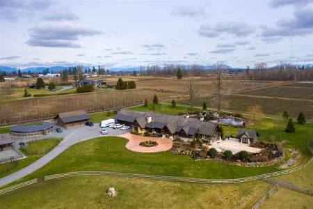 R2543462 - 1194 216 STREET, Campbell Valley, Langley, BC - House with Acreage