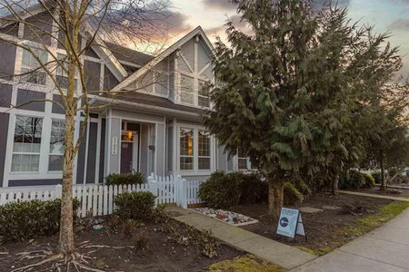 R2543511 - 21056 80 AVENUE, Willoughby Heights, Langley, BC - Row House (Non-Strata)