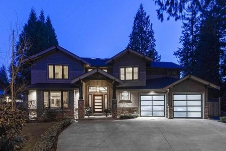 R2543547 - 4309 PATTERDALE DRIVE, Canyon Heights NV, North Vancouver, BC - House/Single Family