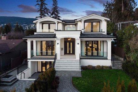 R2543733 - 1115 FULTON AVENUE, Ambleside, West Vancouver, BC - House/Single Family