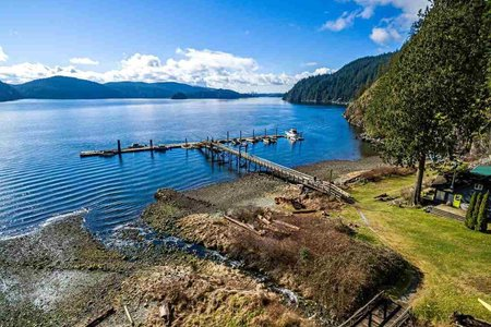 R2543871 - 13 BRIGHTON BEACH, Indian Arm, North Vancouver, BC - House/Single Family