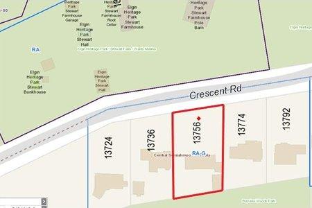 R2543945 - 13756 CRESCENT ROAD, Elgin Chantrell, Surrey, BC - House/Single Family