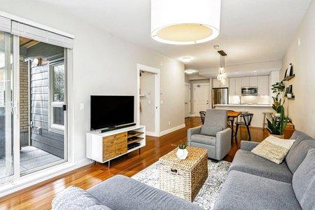 R2544260 - 107 1166 54A STREET, Tsawwassen Central, Delta, BC - Apartment Unit