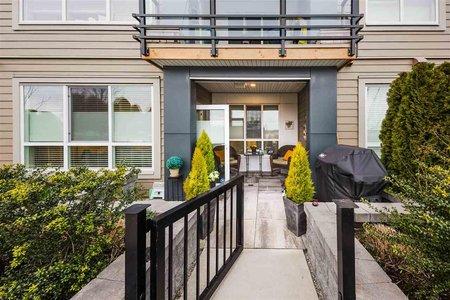 R2544431 - 122 4690 HAWK LANE, Tsawwassen North, Delta, BC - Apartment Unit