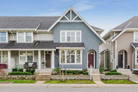 R2544740 - 20570 84A AVENUE, Willoughby Heights, Langley, BC - Row House (Non-Strata)