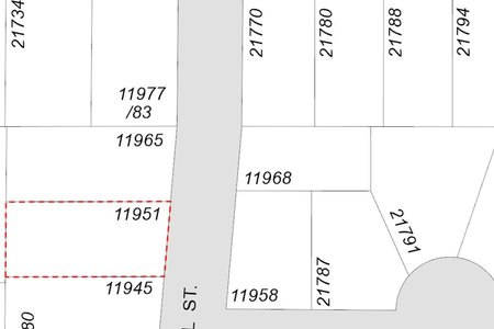 R2545442 - 11951 HALL STREET, West Central, Maple Ridge, BC - House/Single Family