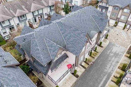 R2545541 - 43 6895 188 STREET, Clayton, Surrey, BC - Townhouse