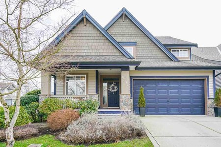 R2545621 - 8394 209TH STREET, Willoughby Heights, Langley, BC - House/Single Family