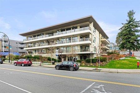 R2546022 - 204 15747 MARINE DRIVE, White Rock, White Rock, BC - Apartment Unit