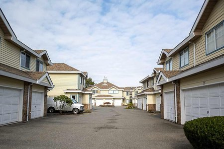 R2546280 - 36 8551 GENERAL CURRIE ROAD, Brighouse South, Richmond, BC - Townhouse