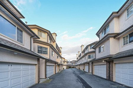 R2546284 - 17 8700 BENNETT ROAD, Brighouse South, Richmond, BC - Townhouse