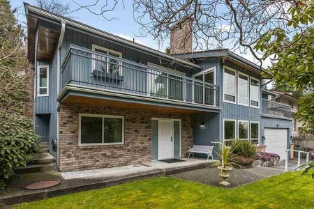 R2546348 - 284 MONTROYAL BOULEVARD, Upper Delbrook, North Vancouver, BC - House/Single Family