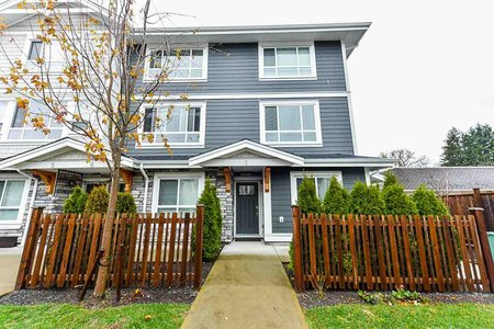R2546560 - 7 19753 55A AVENUE, Langley City, Langley, BC - Townhouse
