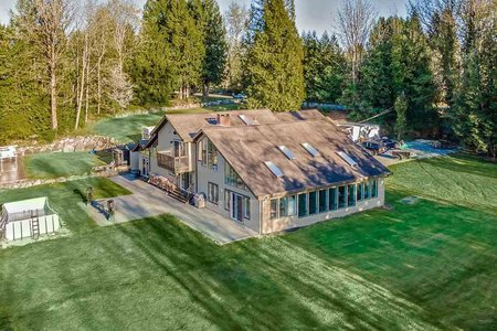 R2547836 - 24301 126 AVENUE, Websters Corners, Maple Ridge, BC - House with Acreage