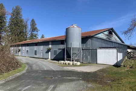 R2549035 - 4393 TOWNLINE ROAD, Bradner, Abbotsford, BC - House with Acreage