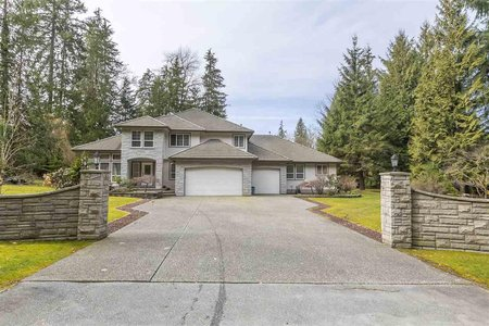 R2549345 - 13131 249 STREET, Websters Corners, Maple Ridge, BC - House with Acreage