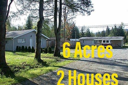 R2549415 - 25884 DEWDNEY TRUNK ROAD, Websters Corners, Maple Ridge, BC - House with Acreage