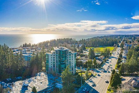 R2551374 - 14824 NORTH BLUFF ROAD, White Rock, White Rock, BC - Apartment Unit
