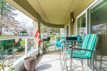 R2553511 - 107 15809 MARINE DRIVE, White Rock, White Rock, BC - Apartment Unit