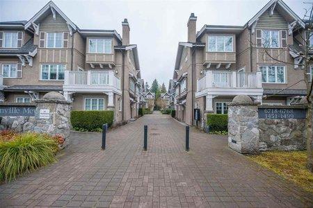 R2553898 - 1456 TILNEY MEWS, South Granville, Vancouver, BC - Townhouse