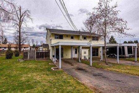 R2554080 - 26521-26523 FRASER HIGHWAY, Aldergrove Langley, Langley, BC - Duplex