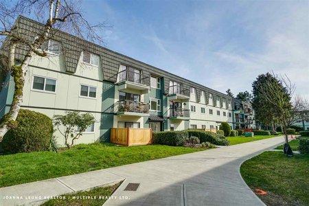 R2556071 - 176 8160 WILLIAMS ROAD, South Arm, Richmond, BC - Apartment Unit