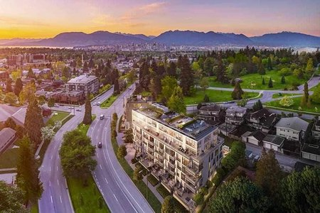 R2556664 - A306 4908 CAMBIE STREET, Cambie, Vancouver, BC - Apartment Unit